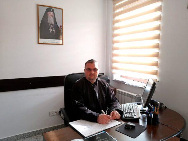 Pr. Prunduş Augustin – Claudiu