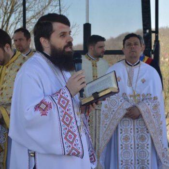 Binecuvântarea lucrărilor din Parohia Năsal