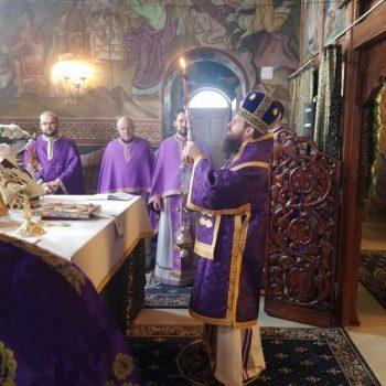 Liturghia Darurilor mai înainte sfințite