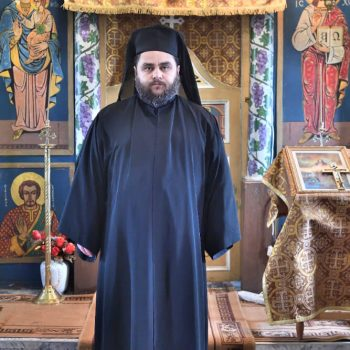 Pr. Faragau Razvan Biserica Dirja-